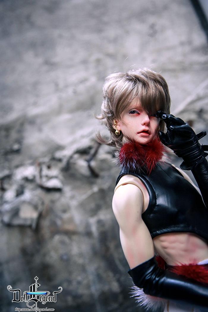Abel 70cm 【Doll Legend】