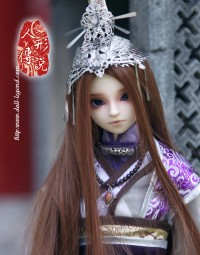 Rong Che 【Doll Legend】10% OFF gift jointed hands before 5th Jan 2018