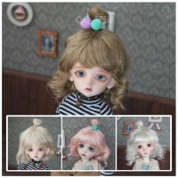 QQ-57   *顶呱呱* Light Gold/Tea Brown/ Sakura Pink/Milk White