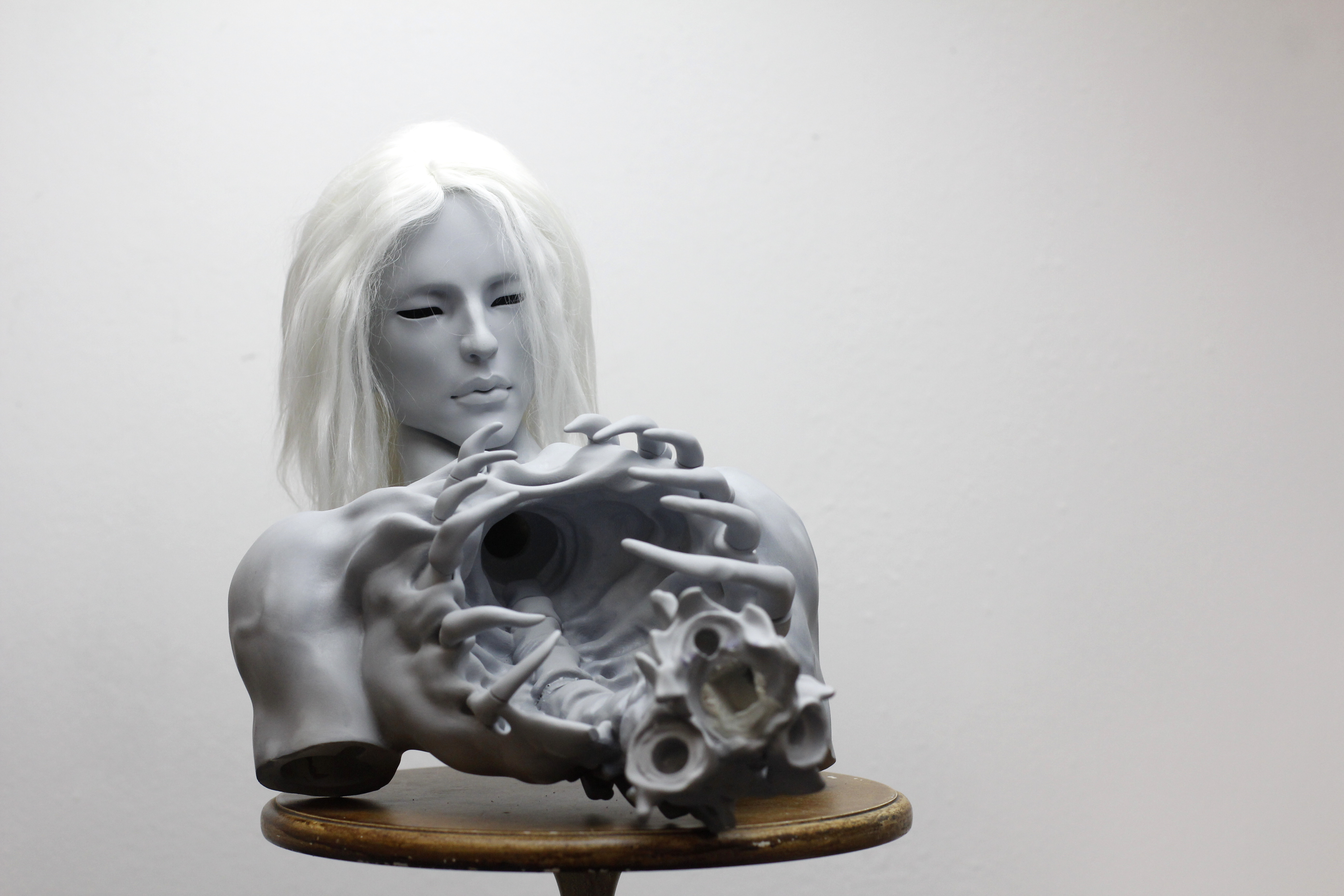 1/3 BJD Ex Machina Male – Human Version Head