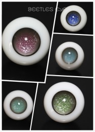 E series Glass Eyes (Shining Stars No pupil)