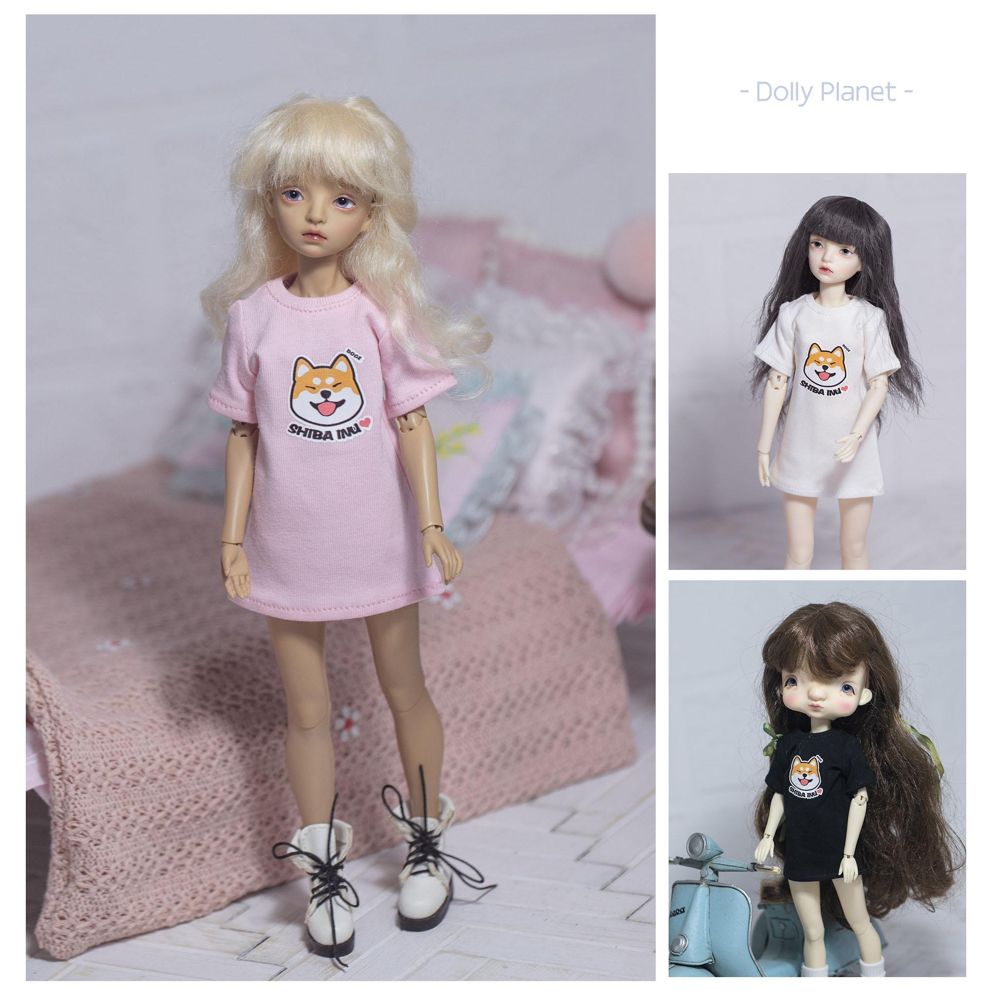 BO-03 Shiba Doll Outfit  Blythe/OB24/Licca