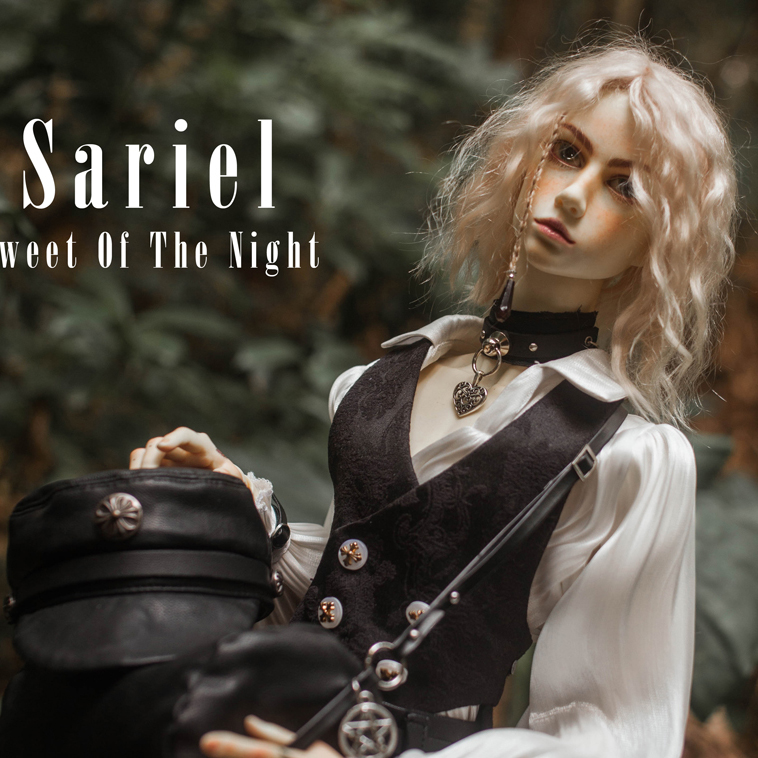 Sariel【1/3 male outfit】