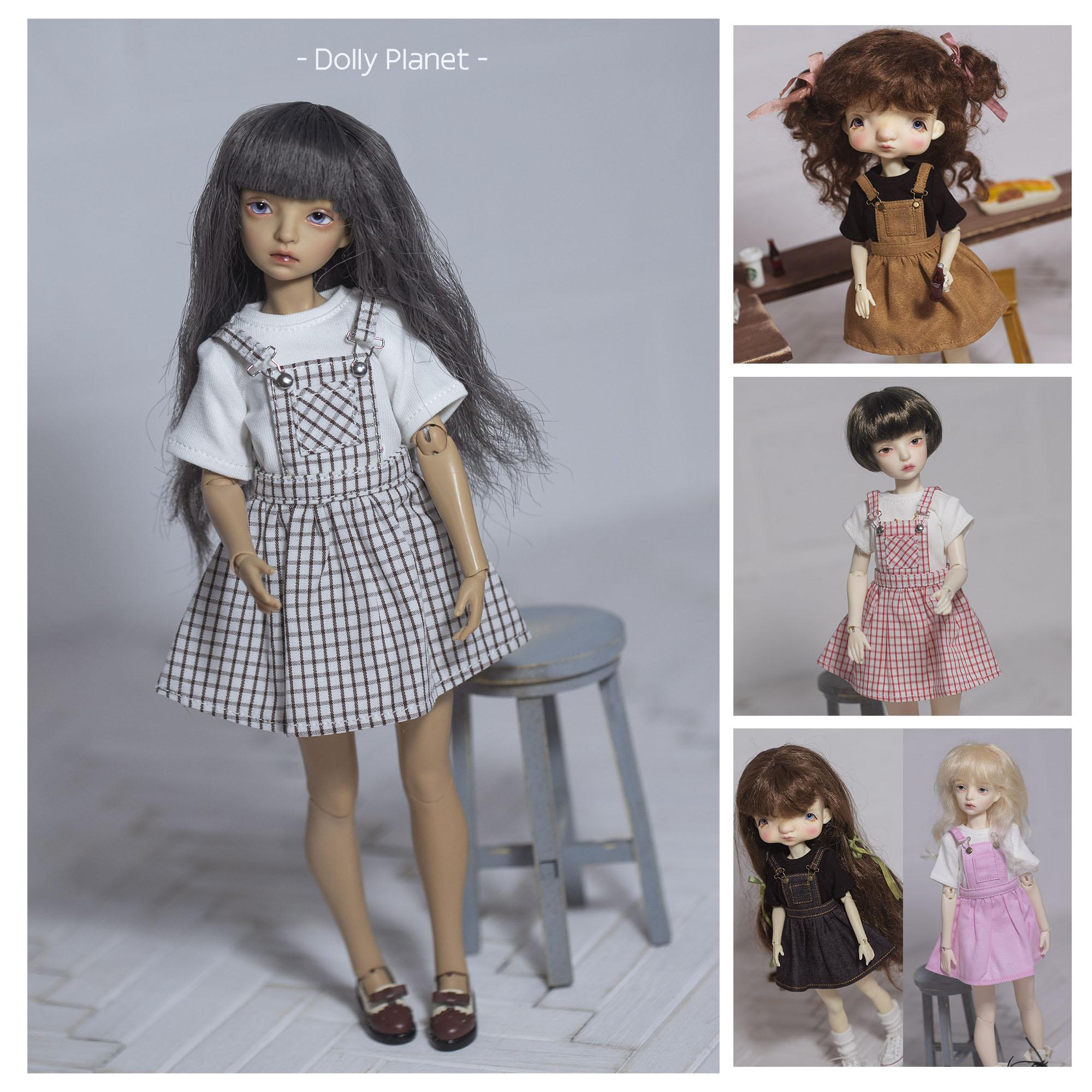 BO-06 Doll suspender skirt Blythe/OB24/Licca