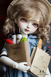 Delia 1/6 Ver. 【Myou Doll】pre-order NOT IN STOCK