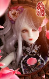 Jing Ran【Doll Legend】10% OFF gift jointed hands before 5th Jan 2018
