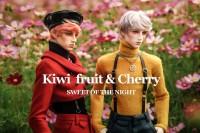 Kiwi Fruit & Cherry outfit