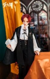 芙幸百里- BJD 68,75 doll outfit