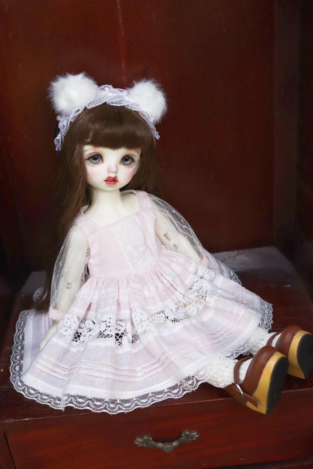*Little Whity* MSD/YOSD dress