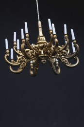 Hanging Chandelier 1/3 & 1/6 size