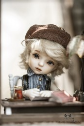 Dudu【MYOU DOLL】1/8 BJD Boy pre-order NOT IN STOCK