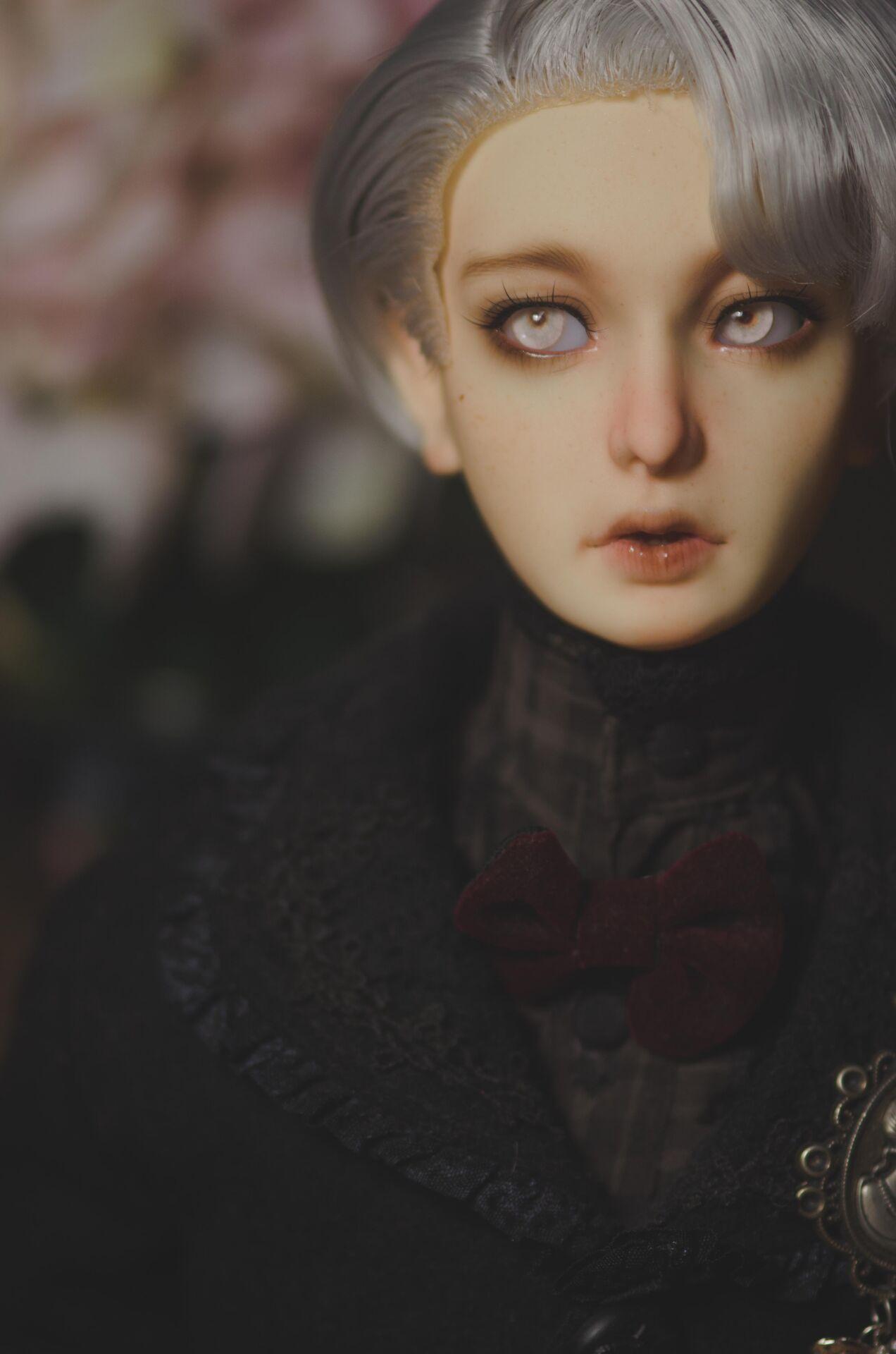 NO.2  [1/3 Doll Head]
