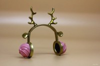 Doll Antler Earphone