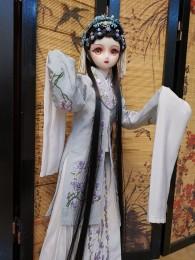 Peking Opera Outfit *Qing Yi*