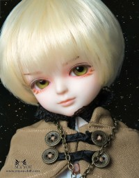 Gaius 【MYOU DOLL】pre-order NOT IN STOCK