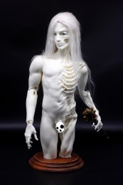 Skeleton Body Stand