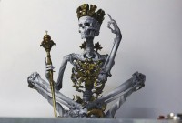 Skeleton  71CM tall
