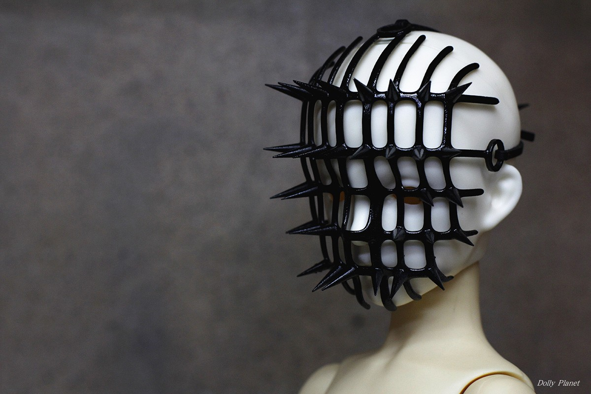 Net-shape Thorn Mask
