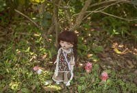 Cungu Doll Dress Blythe/OB24/Licca