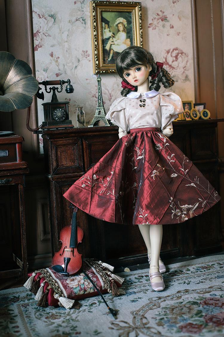 *Butterfly* BJD/SD/MSD Doll Dress  【瑜瑜酱】