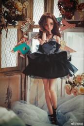 【瑜瑜酱】 *Pearl Dress*