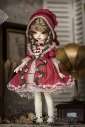 Yvonne【MYOU DOLL】1/6 30CM BJD Girl pre-order NOT IN STOCK