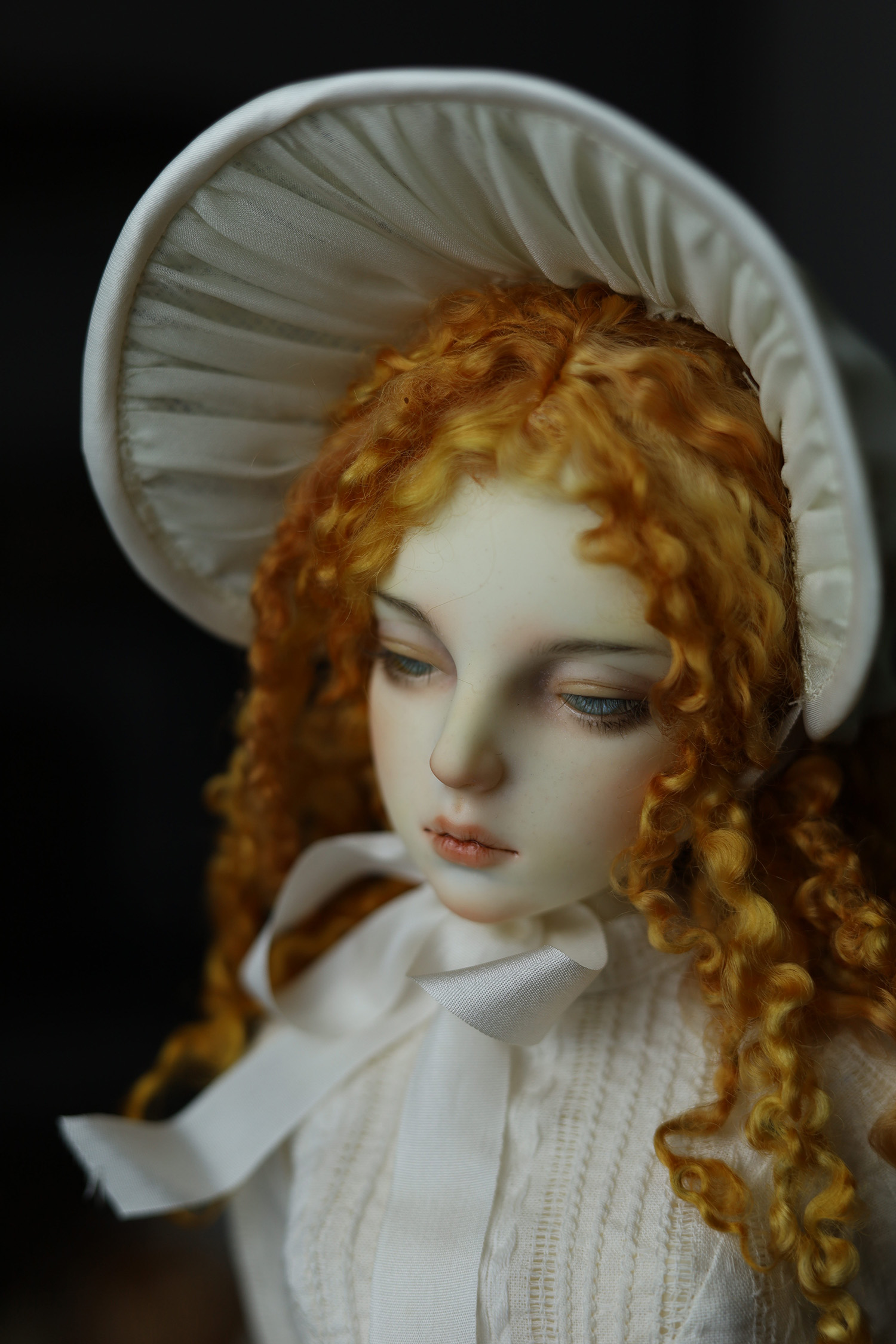 Ayr【白零.White】1/3 Girl Head