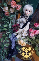 Booth【Clover Doll】