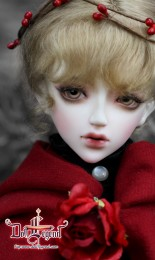 Celia【Doll Legend】10%OFF gift Jointed Hands before 5th Jan 2018
