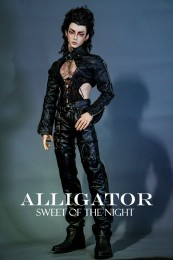 ALLIGATOR [Leather Suit]