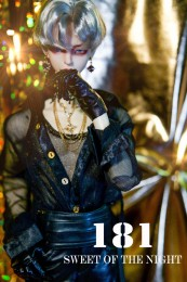 181 BJD Outfit 【Sweet of the Night】