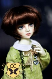 Elvis【Clover Doll】