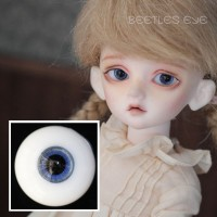 【Beetles】H-26X  Small Iris Low Arc Glass Eyes