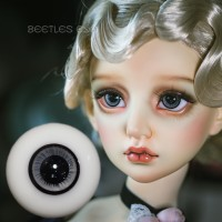 H-50 BJD Glass Eyes