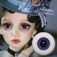 H-51 BJD Glass Eyes