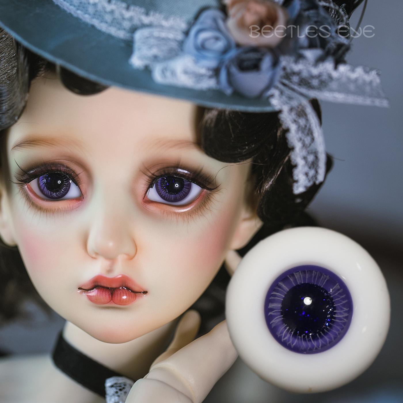 H-51 BJD Glass Eyes