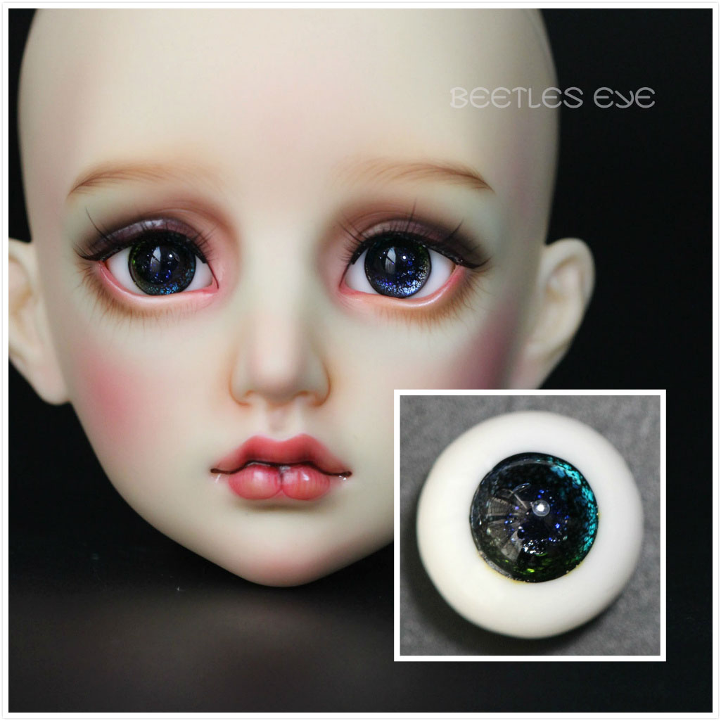 【Beetles】H-22 Blue Glaze