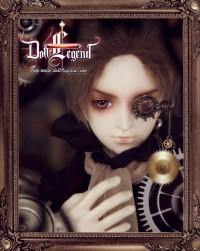 Hugo 70cm 【Doll Legend】