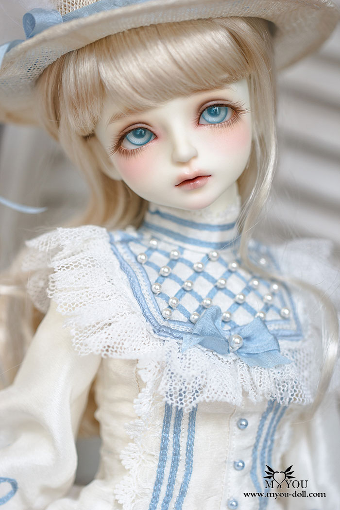 Myou DOll new 1/4 Doll Zuzana & New body type released