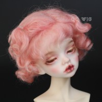 QQ-32 Cappuccino/Blond/Carrot/Pink