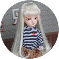 QQ-60 【Dolly Planet】BJD Heat-resistance Wig
