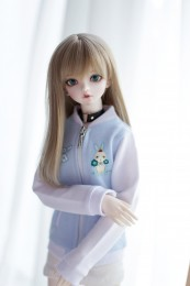 BJD Girl Jacket Baseball Coat 1/3;1/4;1/6 size