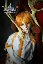 Stan 【Doll Legend】10% OFF gift jointed hands before 5th Jan 2018