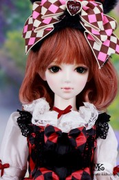 Alina 【Mystic Kids】gift shoes&beetles eyes