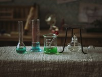 1:6 Lab Glass Instruments