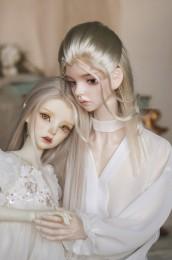 BJD/SD Wigs QQ-119