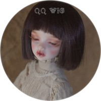 QQ-24 Light gold/Chocolate