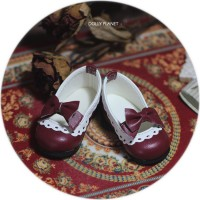 1/4 Doll Shoes 5 colors