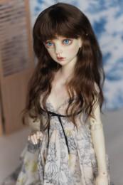 BJD 1/3, 1/4 Mohair Wigs M02