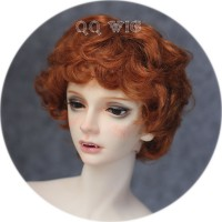 QQ-43 Carrot red/Tea brown